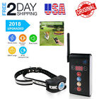 Dog Shock Training E Collar With Remote Coach Electric Trainer Small Large