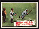 Top 10 Rogers Hornsby Baseball Cards 26
