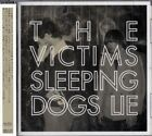 Victims Sealed Rare JAP ONLY OOP CD Sleeping dogs lie 2011 KBD Punk Hoodoo Gurus