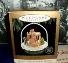 Forest Frolics`1995`Lights And Motion-Watch Animals Playing`Hallmark Ornament