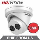 Hikvision DS-2CD2385FWD-I 2.8MM 8MP EXIR Turret H.265 PoE 4K IP67 IR  IP Camera