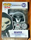 New Funko Pop Games 93 WHITE WIGHT REAPER Overwatch BLIZZARD EXCLUSIVE