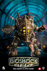 Bioshock BIG DADDY & LITTLE SISTER Action Figure 1 6 Scale ThreeZero