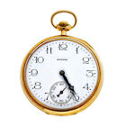Antique 1912 E Howard 14k Yellow Gold 17 Jewel Pocket Watch