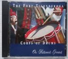 ON HOLLOWED GROUND THE FORT TICONDEROGA CORPS OF DRUMS CD