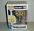 FUNKO POP! Games CALL OF DUTY 148 Spaceland Zombie TARGET EXCLUSIVE *MIB 2016