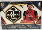 2016-17 Panini Limited Basketball NBA Sealed Hobby Box