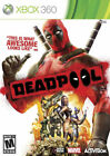 DeadPool Xbox 360 New Xbox 360 Xbox 360