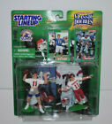 Starting Lineup Classic Doubles Drew Bledsoe Patriots and WSU Figures - NOC