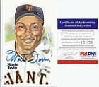 Monte Irvin Cards, Rookie Card and Autographed Memorabilia Guide 29