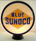 BLUE SUNOCO GASOLINE & OIL 15