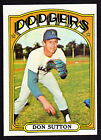 Don Sutton Baseball Cards and Autographed Memorabilia Guide 11