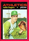Rollie Fingers Cards, Rookie Card and Autographed Memorabilia Guide 17