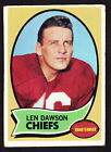 Top 10 Len Dawson Football Cards 14