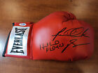 Evander Holyfield Boxing Cards and Autographed Memorabilia Guide 36