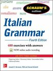 NEW Schaums Outline of Italian Grammar 4th Edition Schaums Outlines