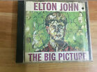Elton John The Big Picture CD 1997  RARE INDIA INDIAN Orig