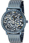 GUESS W0822L3,Ladies Dress,Stainless Steel,Blue-Tone,Crystal Accented Bezel,30m