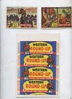 1956 Topps Round-Up Trading Cards 15