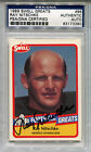 Ray Nitschke Cards, Rookie Card and Autographed Memorabilia Guide 42