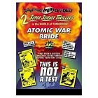 Atomic War Bride This Is Not a Test DVD New