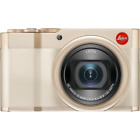 Leica C-Lux Compact Digital Camera: Light Gold