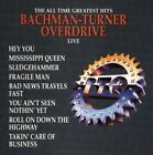 Bachman-Turner Overdrive - Greatest Hits Live [New CD] Manufactured On Demand