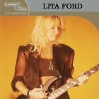 Lita Ford - Platinum & Gold Collection [New CD] Manufactured On Demand, Rmst