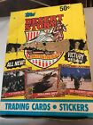 1991 Topps Desert Storm Victory Series 2 (36) Unopened Cards in Box