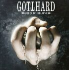 Gotthard ~ Need to Believe ~ Import CD 2009