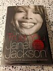 Janet Jackson SIGNED BOOK True You 1st 1st