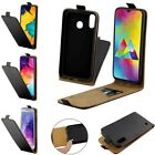 Flip Case Vertical PU Leather Cases For Apple iPhone XR XS Samsung Nokia HTC LG