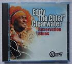 Reservation Blues by Eddy Clearwater (CD, Sep-2000 Bullseye Blues) ARTIST SIGNED