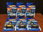 Hot Wheels 2006 Porsche Carrera GT Lot Of 6 EM2226