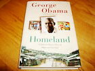 GEORGE OBAMA BARACKS BROTHER HOMELAND SIGNED HB 1ST US 2010 VG VERY RARE