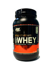 Optimum Nutrition Gold Standard 100% Whey Protein 2 lbs CHOOSE FLAVOR