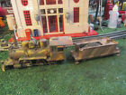 BACHMANN SPECTRUM ON 30 2 6 0 STEAMER  TENDER CAMOUFLAGED C8 EXC COND NICE