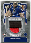 2012-13 In the Game Between the Pipes Hockey Cards 48