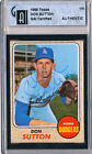 Don Sutton Baseball Cards and Autographed Memorabilia Guide 26