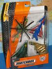 MATCHBOX STRIKE FORCE PACK SKYBUSTERS LOCKHEED MARTIN F 117 SCORCHER NORTHRUP