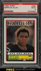 1983 Topps Football Marcus Allen ROOKIE RC #294 PSA 9 MINT (PWCC)