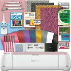 Cricut Maker Machine Bundle 1 Smooth Heat Transfer Perm Vinyl Tools Designs