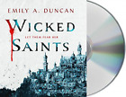 Duncan Emily A./ Soudek Nat...-Wicked Saints CD NEW