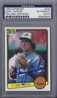 Gary Carter Cards, Rookie Cards and Autograph Memorabilia Guide 32
