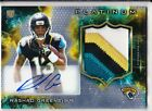 2015 Topps Platinum Football Cards - Review Added 21