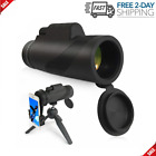 5ZOOM High Power Prism Monocular Telescope 2 DAYS FREE  FAST SHIPPING