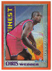 1995-96 Topps Finest Basketball Cards 7