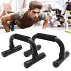 Pushup Bars Stands With Slip Resistant Comfort Grip Providing Push Up Exercise