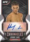 2015 Topps UFC Chronicles Trading Cards - Review Added 20