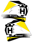 1998 1999 Husqvarna CR WR 125 250 360 Radiator Shroud Decals Graphics